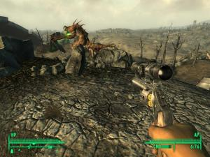 My personal, adorable deathclaw
