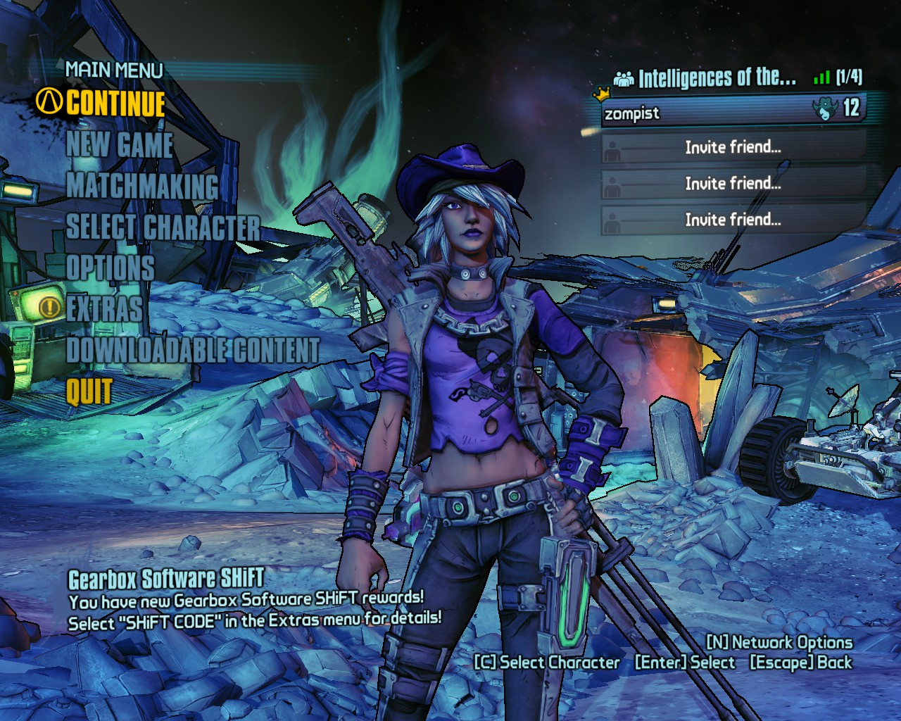 Borderlands the pre sequel discount - Ps4 console with game