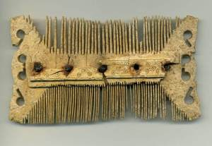 1500 year old Roman comb