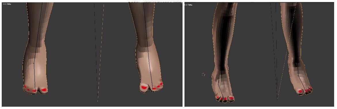 ticaI-feet-changes