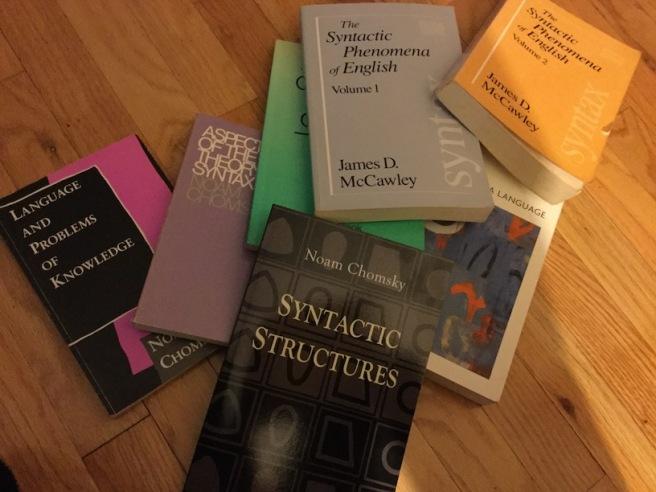 syntax books